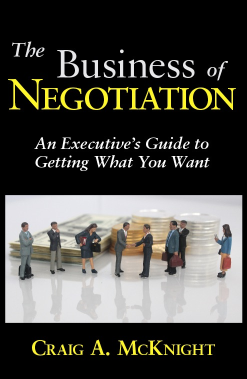 The Business of Negotiation